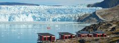 Kangerlussuaq Fjord, Greenland