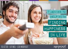 7 Movies To Help With Finding Happiness In Life ... Films are amazing and they are everywhere you turn. Sometimes though, we don't always realise the positive power films can bring into our lives. ... Here, Ollie Charles, PR and marketing consultant for the British independent cinema industry, shares his top 7 favourites to make your life just that little bit brighter .... http://ageproofliving.com/finding-happiness-life ... #happiness #lifestyle #happy