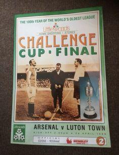 Arsenal Fc, Arsenal Official, Arsenal Football, Challenge Cup, Finals, Kicks, Challenges, Baseball Cards, Memories