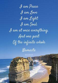 Namaste ♥ | Laura Jaworski, Writer, Children's Book Author www.laurajaworski.com