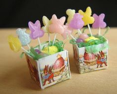 Betsy niederer miniature foods | The Mini Food Blog: Easter Table ~ Betsy Niederer