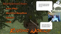 RISING WORLD : Let's Play Survival Games #1b