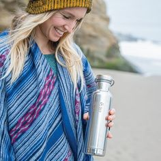 Insulated Reflect 20oz Stainless Steel Water Bottle | Klean Kanteen