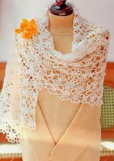 Gorgeous Crochet Lace - free pattern!