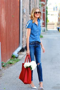 Cuyana Bag (See Jane Carry) via See Jane / @Anna Jane Wisniewski