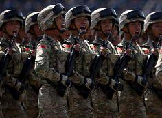 China's massive military parade   Reuters.com