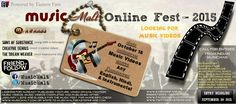 Call for entries | Music Malt Online Fest - 2015 | Music Malt   More - http://www.musicmalt.com/2015/03/music-malt-online-fest-2015.html
