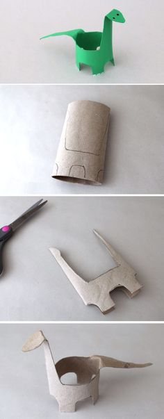 DIY Rabbit Toy( Don't paint it green)