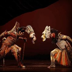 The Lion King - Broadway