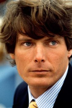 Superman Movies, Superman Art, Christopher Reeve, Somewhere In Time, Clark Kent, Best Selling Books, Comic Book Characters, Film Director, Gentleman Style