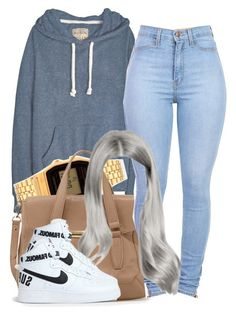 """Lil house party-Ariana"" by trillest-queen ❤ liked on Polyvore featuring Casio, Danielle Nicole and NIKE"
