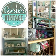 homeroad: Saturday Morning and a New Vintage Shop