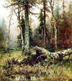 Julius Klever - Forest