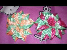 DIY | Cara membuat bunga kanzashi dari pita satin 0,6 cm | Tutorial kanzashi flowers | grieaksesoris https://youtu.be/C6KwVFwvFqo Berikut alat dan bahan : Gu...