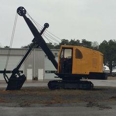 Mining Equipment, Heavy Equipment, Hydraulic Excavator, Big Time, Model Trains, Hampshire, Crane, Tractors, Construction