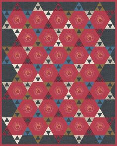 Downton Abbey Quilts for Andover Fabrics