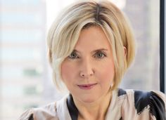 Kathy Delaney, founder and CCO of KCDnyc. She is one of the few advertisers whose work is also showcased in the Museum of Modern Art's permanent advertising collection. She has worked on IKEA, Snappled, Quiznos, Bank of America and Tommy Hilfiger.