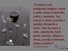 Atributos ao vinho