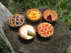 Beer Bottle Cap Pies | Flickr - Photo Sharing!