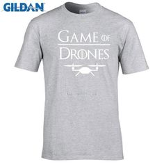 GAME OF DRONES mens cotton tee