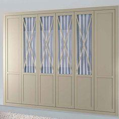 Colores puertas and india on pinterest - Armario con puertas de cristal ...
