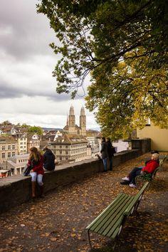 Autumn Zurich by KunYi Lim on 500px