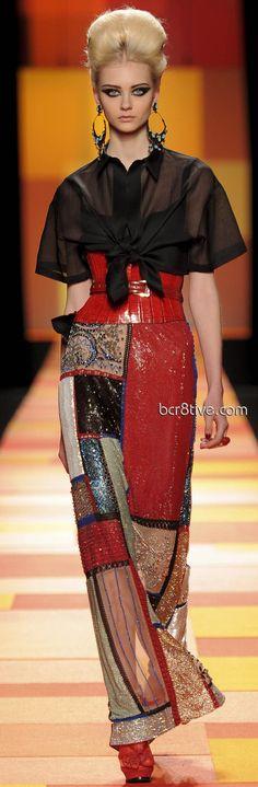 Jean Paul Gaultier 2013 Spring Summer Haute Couture
