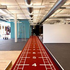 Gym Interior, Office Interior Design, Office Interiors, Studio Interior, Home Gym Garage, Home Gym Design, Local Gym, Boxing Gym, Crossfit Gym