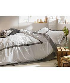 Buy Heart of House Spencer Grey Bedding Set - Kingsize at Argos.co.uk - Your Online Shop for Duvet cover sets.