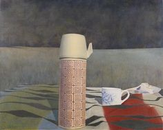 Tea by David Tindle. Government Art Collection.