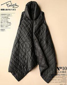 Winter Mantel Frauen Winter Jacke Weste Baumwolle von pppyesr