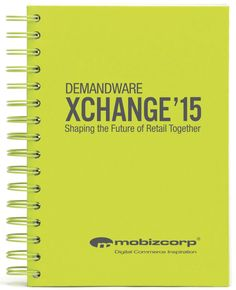 Proud to sponsor and support the #Demandware #XChange Conferences in Las Vegas (13-15th may)  and London (16-17th june)