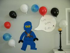 Just A Frugal Mom: Ninjago Birthday Party