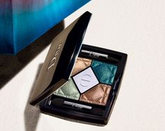Sun-washed Eyes - Dior Tie Dye Summer 2015 Collection