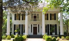 Bordeaux Hall, also known as the Dr. John Albert Gibert Home, is located in the small town of McCormick. Dr. Gibert was the grandson of Pierre Gibert, an early leader of the French Huguenot colony of New Bordeaux.