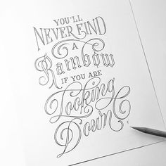 Lettering by Novia Jonaton Coloring Books, Coloring Pages, Different Lettering Styles, Graffiti Lettering Alphabet, Calligraphy Video, Chalkboard Lettering, Drawing Letters, Pretty Fonts, Letter Form