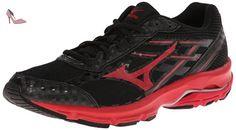 Mizuno Wave Unite 2 Hommes US 13 Noir Chaussure de Course - Chaussures mizuno (*Partner-Link)