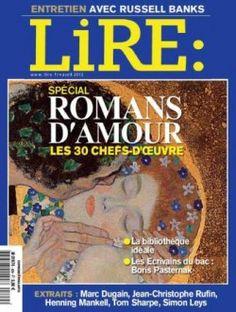 LIRE : LE MAGAZINE DES LIVRES