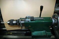 tailstock depth system- DSG