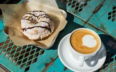 Never Settle: These are the Best Donut Shops in America: District in New Orleans, Louisiana