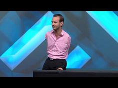 Learn To Live The Life God Has Called You To With Nick Vujicic at Saddle. - Priesthood Truthtellers (more on Nick under Royal Priesthood) Trey Smith, Royal Priesthood, Nick Vujicic, Our Father In Heaven, Christian Religions, Spiritual Encouragement, Old And New Testament, Christian Videos, Godly Man