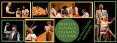 Oberlin Summer Theater Festival -  FREE summer theater for families of all ages! Shows include The Diary of Anne Frank, Twelfth Night, and Light Up the Sky.     See one or all three  from June 28th until August 3 in Hall Auditorium, 67 N. Main St, Oberlin, Ohio.