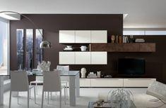obývací pokoj nábytek design-obývací pokoj bronz Room Furniture Design, Living Room Furniture, Furniture Ideas, Living Room Designs, Living Spaces, Living Rooms, Black Armchair, Design Salon, Industrial