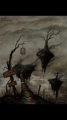 Nightmare art