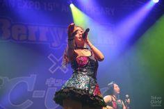Japan Expo 15th Anniversary:Berryz Kobo x °C-ute in Hello! Project Festival ! / Berryz工房 - 夏焼雅 Miyabi Natsuyaki、まあさ