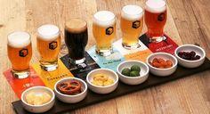 Kirin la cerveza japonesa ahora en el mercado de la cerveza artesanal - El Portal del Chacinado Bar A Burger, Brewery Interior, Beer Tasting Parties, Brewery Design, Beer Pairing, Beer Shop, Pub Food, Home Brewing Beer, Brew Pub