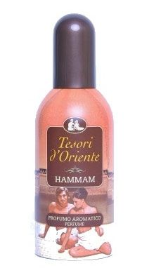 Hammam by Tesori d`Oriente is an Oriental fragrance, and not much is listed in regards to the notes profile but reviewers say it's a lot like YSL Cinema, and another said the notes were: clementine, jasmine sambac, orange blossom and argan oil, so we shall see :) - Fragrantica