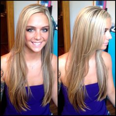 Summer blondes  Hair by Kristin Pless
