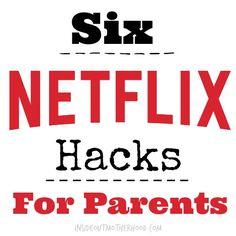 The #Netflix hacks a