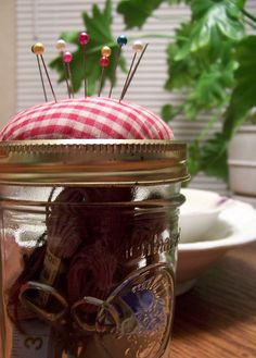 Mason Jar Sewing Kit_X by debcll, via Flickr